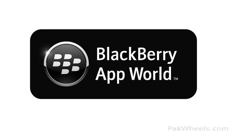 BlackBerry App World Now Available in Pakistan - Non Wheels