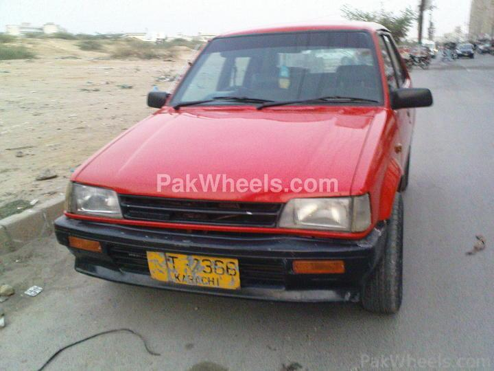 Red Charade 86 Recondition 91 For Sale In Karachi Cars Pakwheels