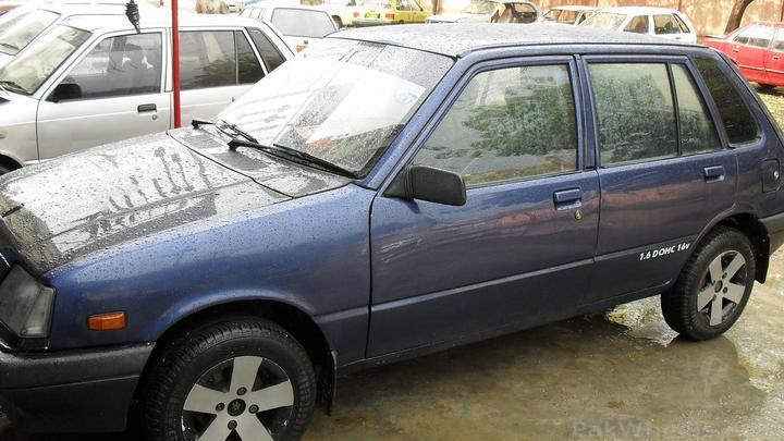 selling my 4 door hatchback cultus gti mk1