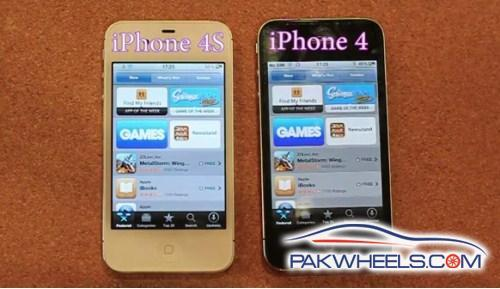 Iphone 4 8GB Black Packed OR 4s 16GB White 2nd Hand