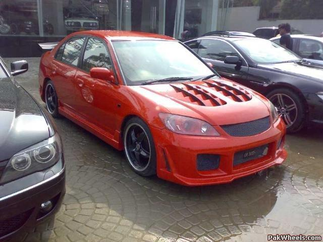 Hot Modified Cars Ov Pakistan General Car Discussion