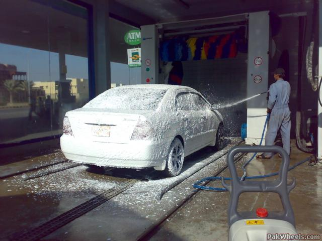Exclusive Car Wash - Members / Member Rides - PakWheels Forums