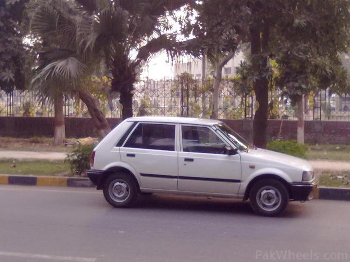 1986 Daihatsu Charade For Sale Total Jeniuon Cars Pakwheels Forums