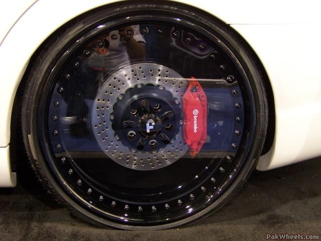 Pics Cool Wheels Vintage And Classic Cars PakWheels Forums - Cool cars rims