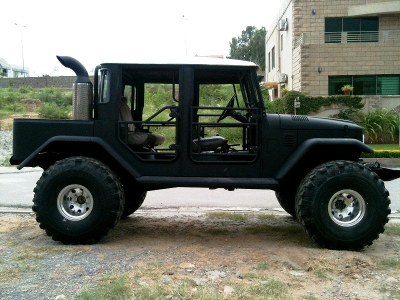 Fj40 Owners Stand Up And Be Counted General 4x4