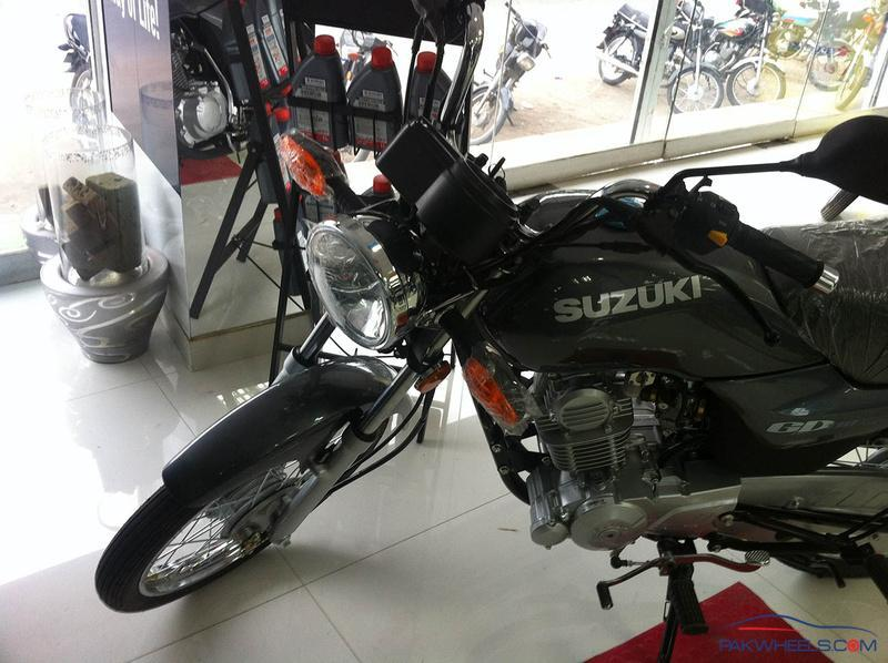 My New Ride: Suzuki GD110 - Suzuki Bikes - PakWheels Forums