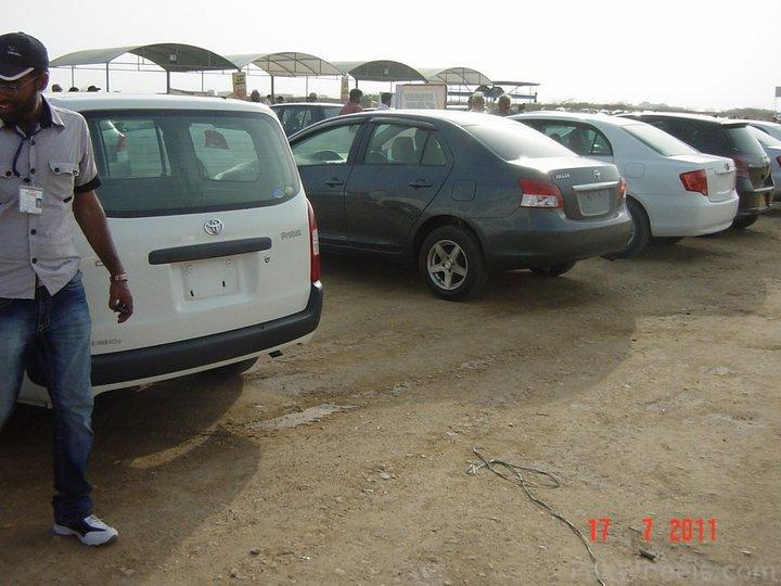 Sunday Car Bazaar Now In Defence Karachi Get Togethers