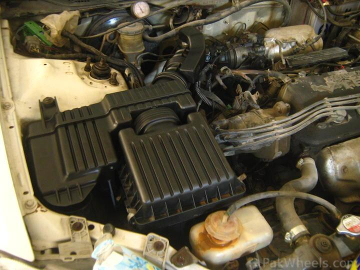 DIY: Air System Cleanup, Throttle Body Service & Cleaning of