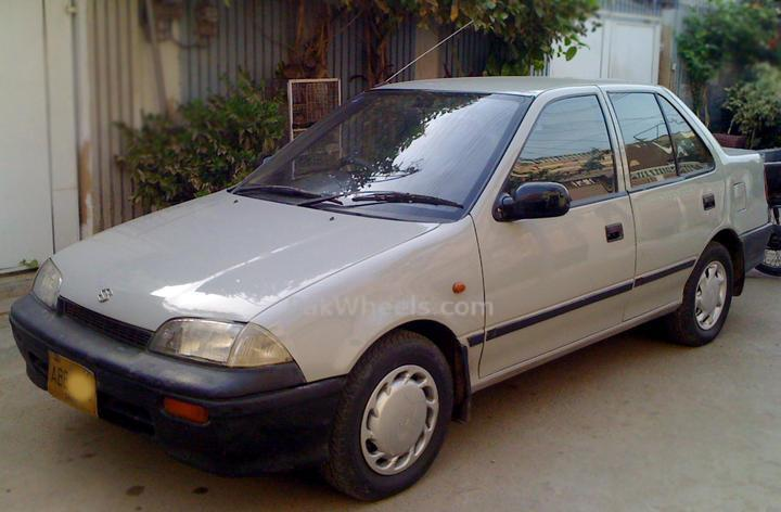 Suzuki Margalla Plus 97 For Sale Karachi Cars Pakwheels Forums