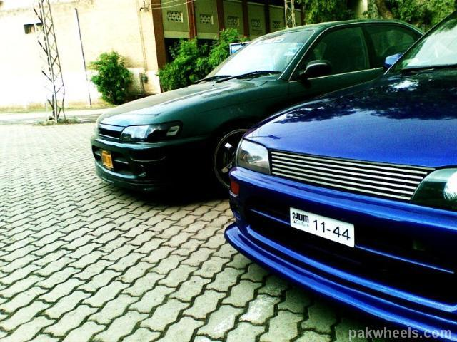 1994 Toyota Corolla GT (converted) For Sale - Cars