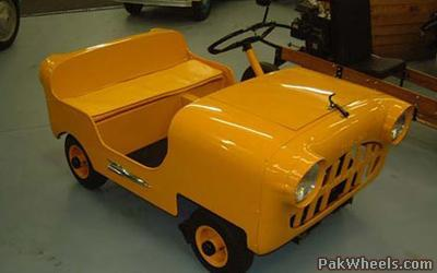 1956 Eshelman Sport Car 64 X 36 8 25 Hp 1 Cylinder