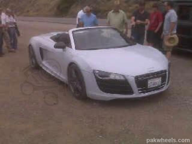 Audi R8 Spyder Vintage And Classic Cars Pakwheels Forums