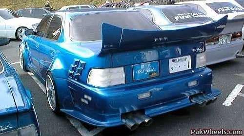 Honda Accord (Ugly Looking Ricer) - Car Parts - PakWheels Forums