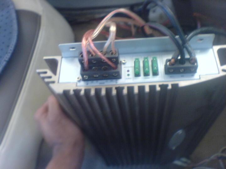 4 Channel Amplifier For Sale Lahore Car Parts