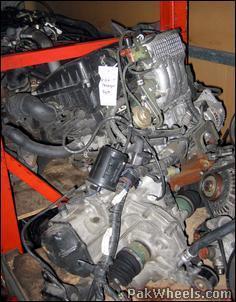 Pics & Info of Turbo Engines for Alto and Mehran - Alto - PakWheels