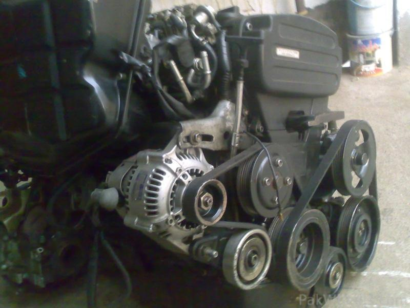 Fs 4age 4 Throttle Blacktop 20v Trd 7spd Lsd Car Parts