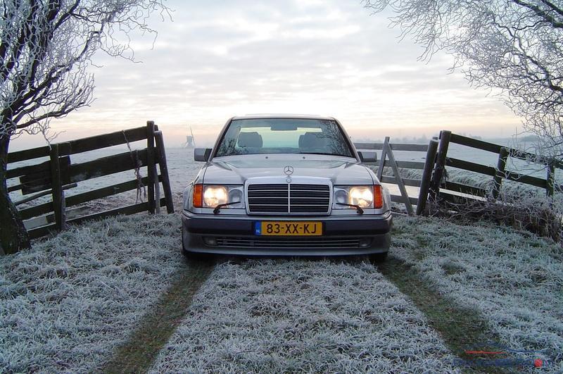 Legendary Mercedes W124 E Class 1984 1995 Lounge Other