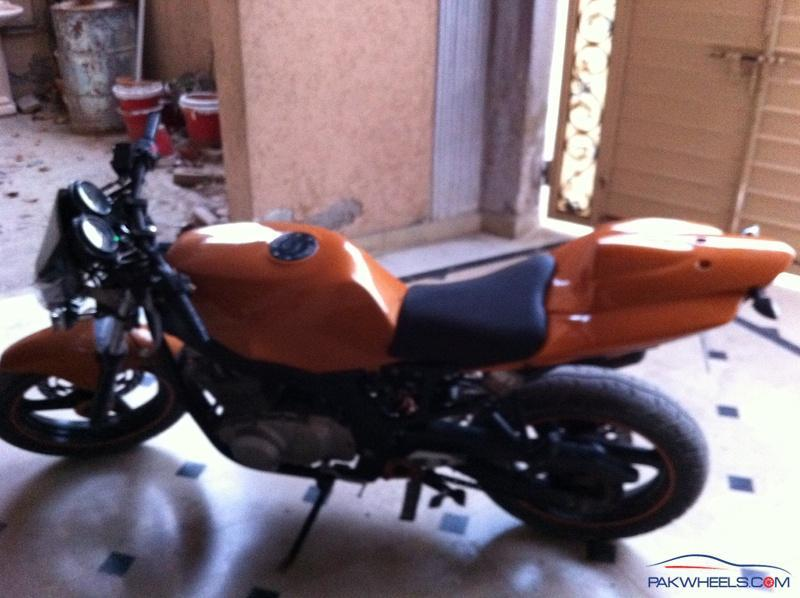 Suzuki GS500 StreetFighter FOr sale - General Motorcycle