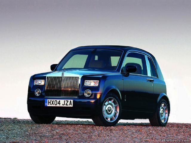 Mini Rolls Royce Phantom