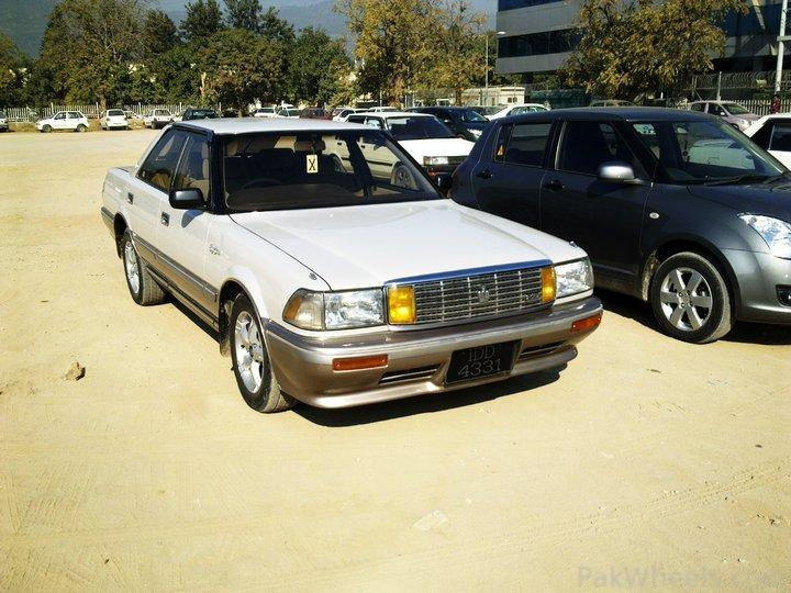 Toyota Crown Royal Saloon For Sale - Cars - PakWheels Forums