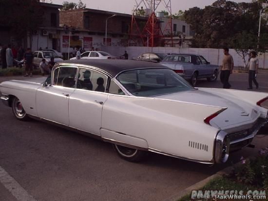1960 Cadillac Fleetwood - Vintage and Classic Cars - PakWheels Forums