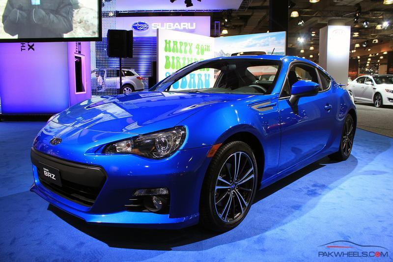 Who Owns Subaru >> Toyota GT86 /Scion FR-S / Subaru BRZ - Subaru - PakWheels Forums