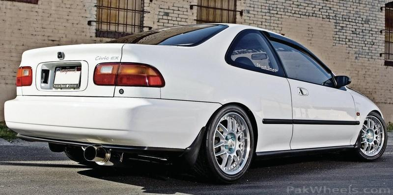 1995 Honda Civic Ex Quot Modified Quot Vintage And Classic Cars