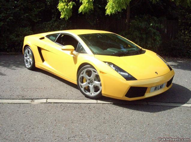 Lamborghini Gallardo 2004 Super Car Cars Pakwheels Forums