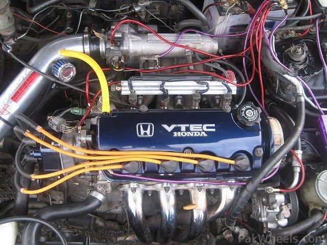 D15b VTEC for sale for 50k (isb) - Car Parts - PakWheels Forums