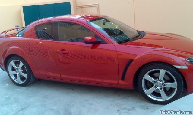 18 Quot Mazda Rx8 Oem Rims For Sale Car Parts Pakwheels Forums