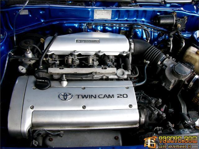 4A-GE 20V Powered EP71 Starlet        ! - Mechanical