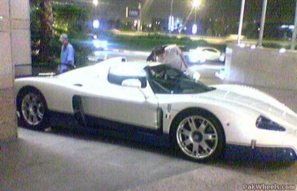 Maserati Supercar In Dubai Spotting Hobbies Other Stuff