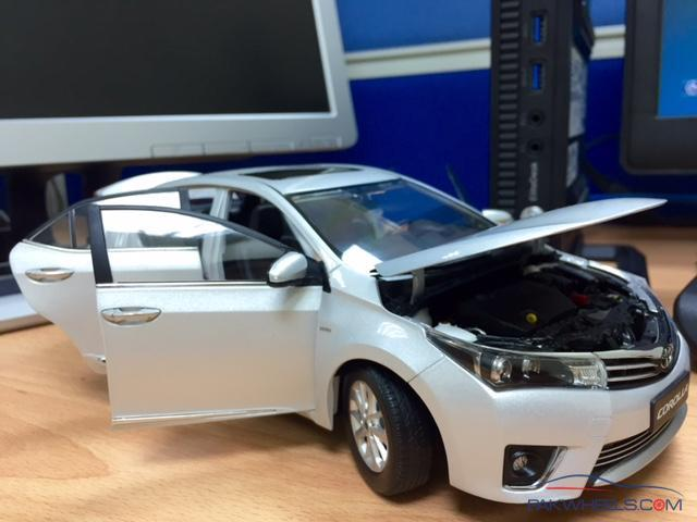1 18 Toyota Corolla Diecast Spotting Hobbies Other Stuff