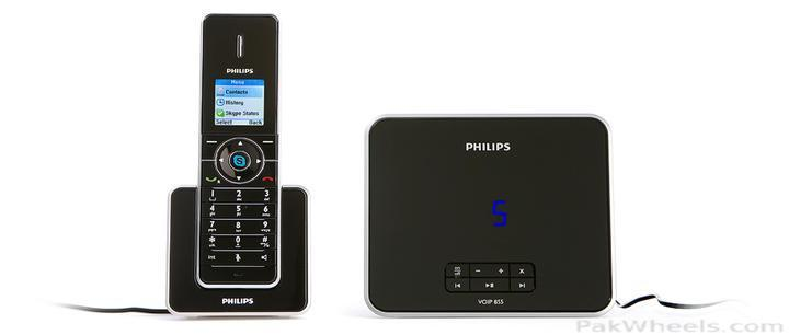 philips voip dect 8551 skype enable landline non wheels rh pakwheels com
