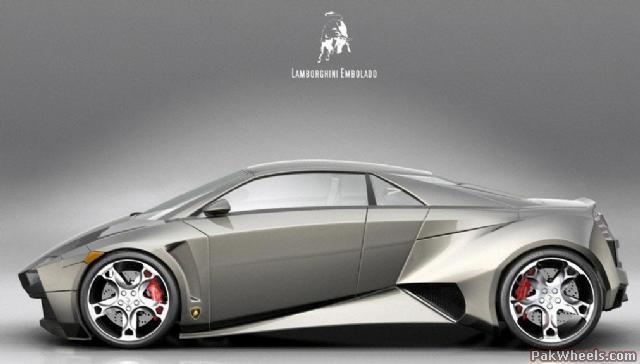 Lamborghini Concept Car Vintage And Classic Cars Pakwheels Forums