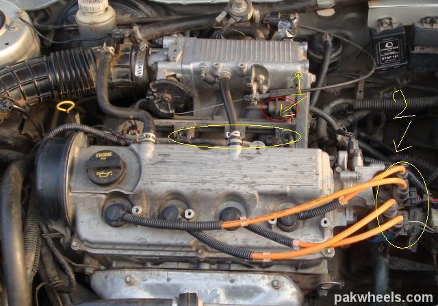Suzuki Baleno Electrical Problems