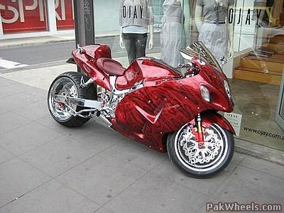 For you Busa and Bking owners..   B-King General