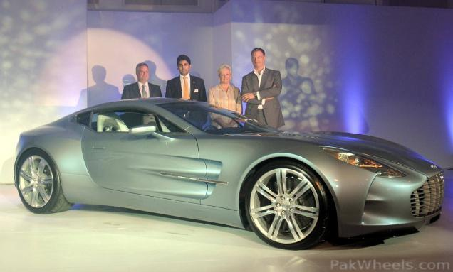 Aston Martin 750 Bhp Monster Cost 20 Crores Inr Launched In Mumbai