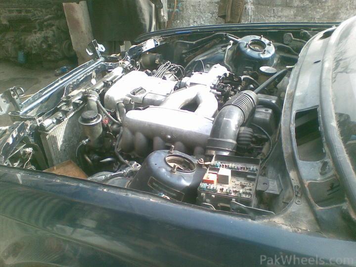 BMW 316 e30 -2jz ge conversion - D I Y Projects - PakWheels