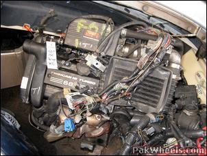 Pics & Info of Turbo Engines for Alto and Mehran - Alto