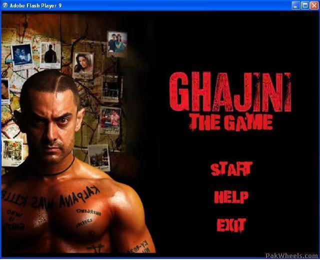 ghajini the game  utorrent free