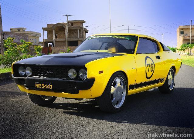 Celica 1976 liftback for sale - Cars - PakWheels Forums