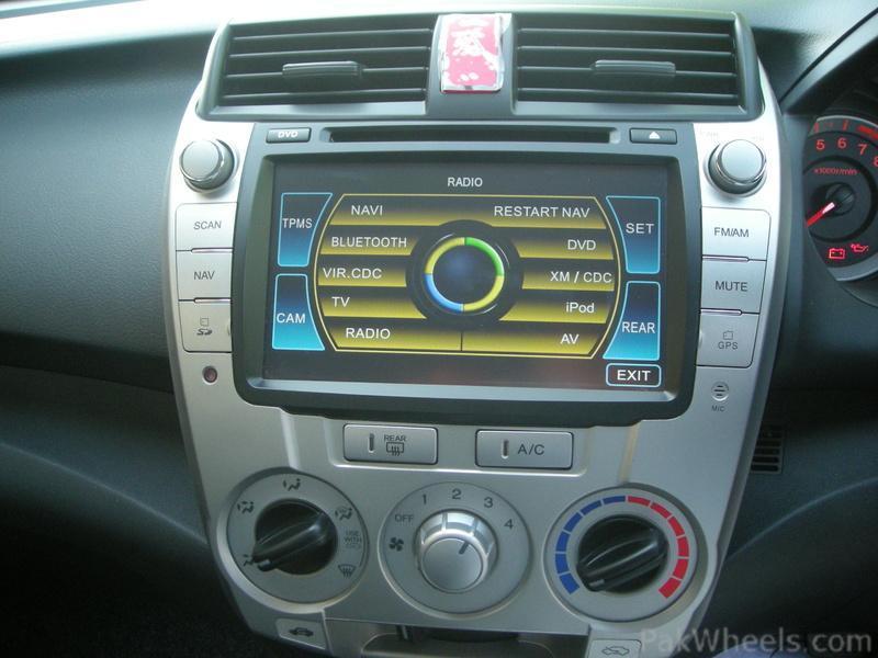 Honda City OEM Navigation System Maps - In-Car Entertainment
