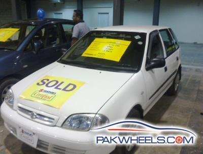 Suzuki Certified Cars For Sale In Karachi