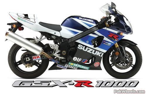 Comparison Between 1000cc Sports Bikes General Motorcycle