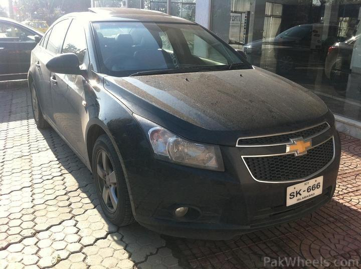 Chevy Cruze Prices Specs In Pakistan General Car Discussion