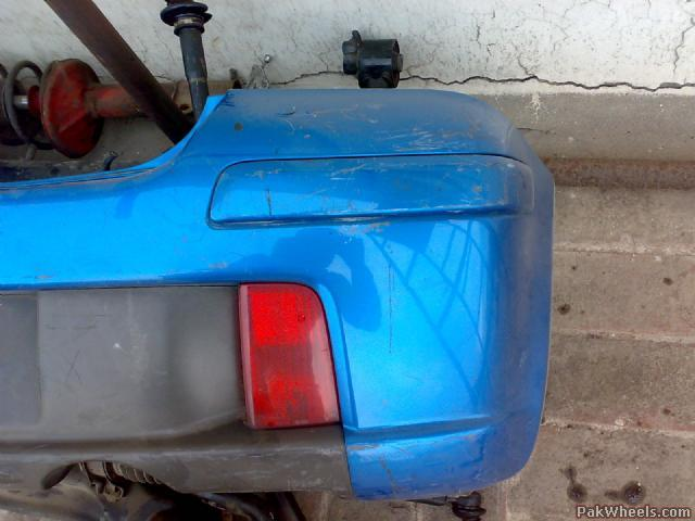 Toyota vitz ( RS) sports kit for sale - Cars - PakWheels Forums