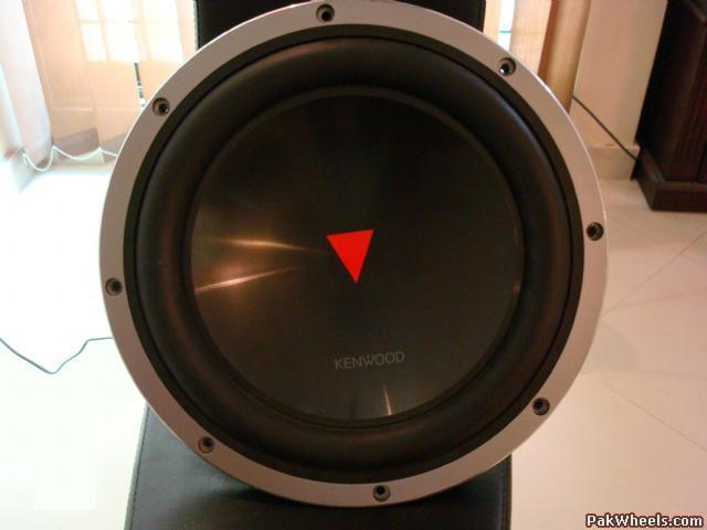 2 SUBS for sale - In-Car Entertainment (ICE) - PakWheels Forums