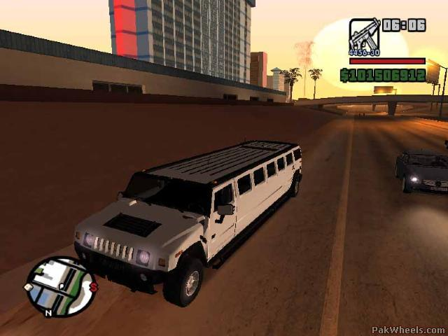 Added Cars in GTA San Andreas - Non Wheels Discussions - PakWheels
