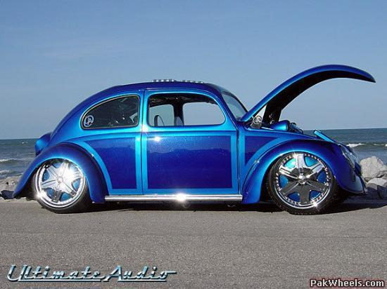 Pictures Of Modified Vw Beetles Foxy Vintage And